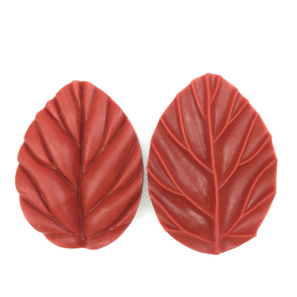 Food grade Silicone Leaf for Cake Decoration Fondant
