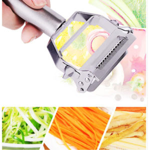 Multi functional Stainless Steel Grater Knife