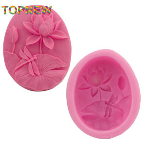 Lotus Style Soap Cake Decoration Bakeware Cooking Tools