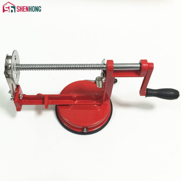 Amazing Manual Red Stainless Steel Twisted Cutter
