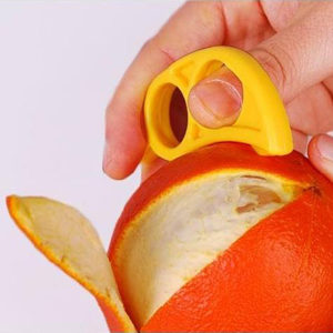 Mouse Shape Lemons Orange Citrus Opener Peeler Remover Slicer