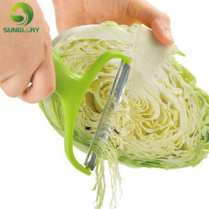 Stainless Steel Vegetables Salad Slicer Cutter