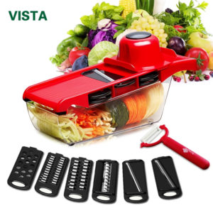 Vegetable Cutter with Steel Blade Slicer 01