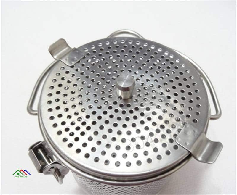 Smith & Wesson Stainless Steel Mesh Colander Top Selling Products Kitchen Colanders