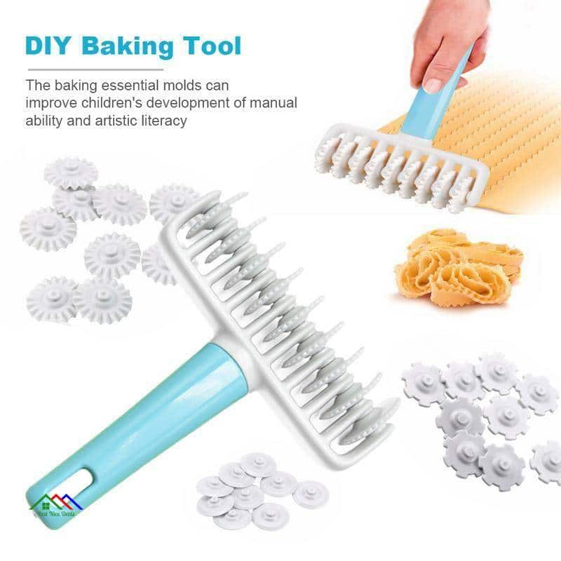 37PCS Roller Rolling Pin DIY Cake Cutting Knife Baking Top Selling Products Kitchen Kitchen Slicers Rolling Pins