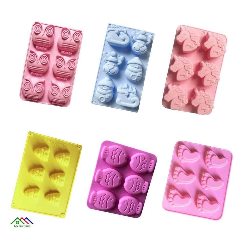 Kitchen Silicone Candy & Chocolate Mold Top Selling Products Kitchen Silicone Molds
