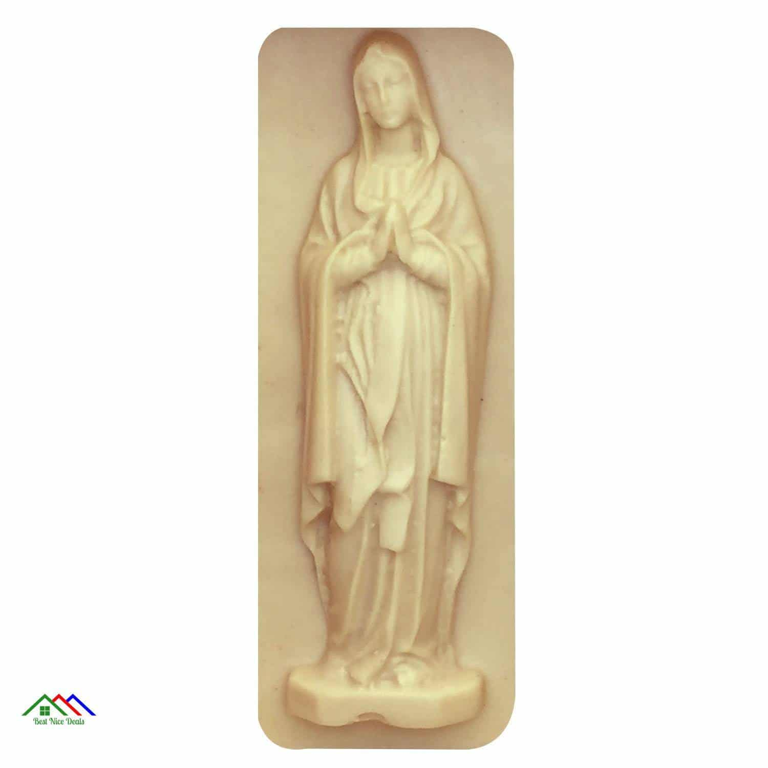 3D Virgin Mary Silicone Mold Top Selling Products Kitchen Silicone Molds