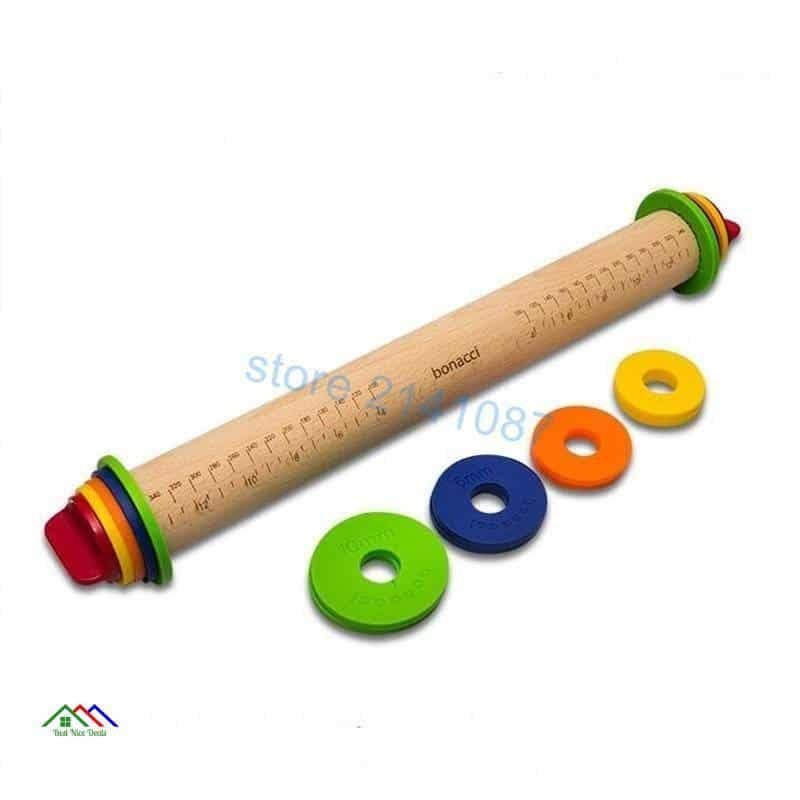 Wooden Quality DIY Kitchen Rolling Pin Fondant Top Selling Products Kitchen Rolling Pins