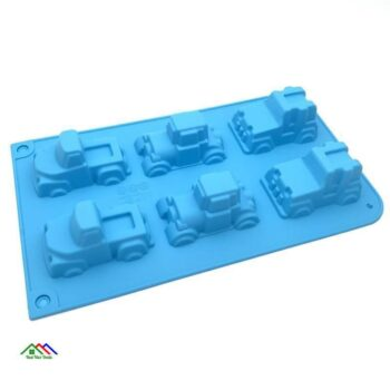 3D Car Shape Silicone Mold Top Selling Products Kitchen Silicone Molds