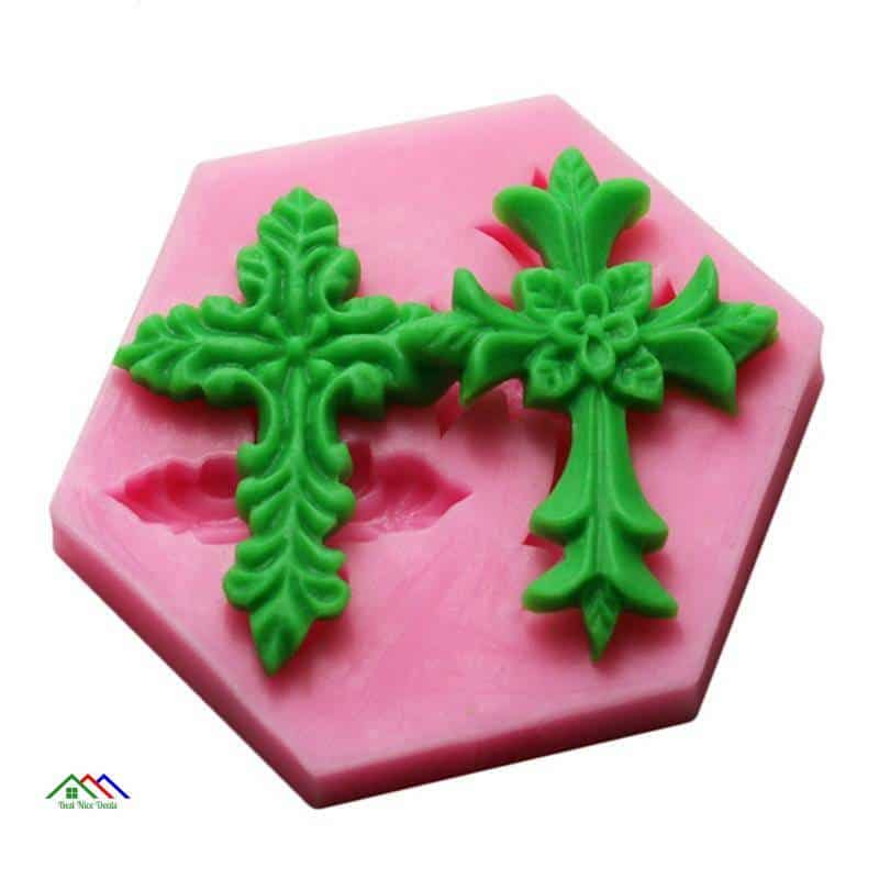 Icing Plant Silicone Cake Decorating Kitchen Silicone Molds