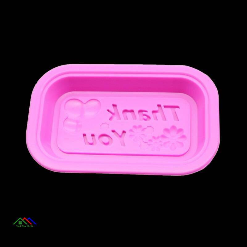 South Korea's Small Natural Soap and Handmade Silicone Mold Top Selling Products On Sale Kitchen Silicone Molds