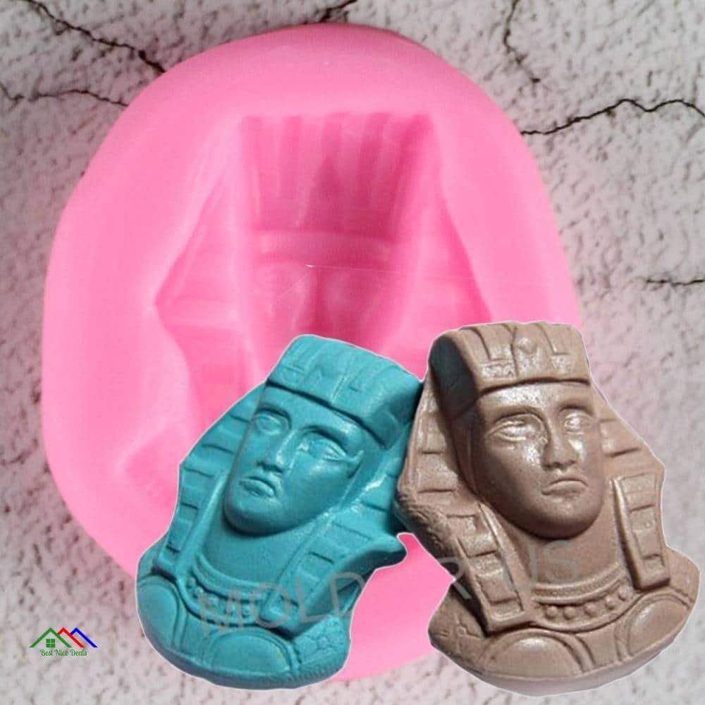 Cake Decorating Tools Chocolate Gumpaste Mold Egyptian New Arrivals On Sale Kitchen Silicone Molds