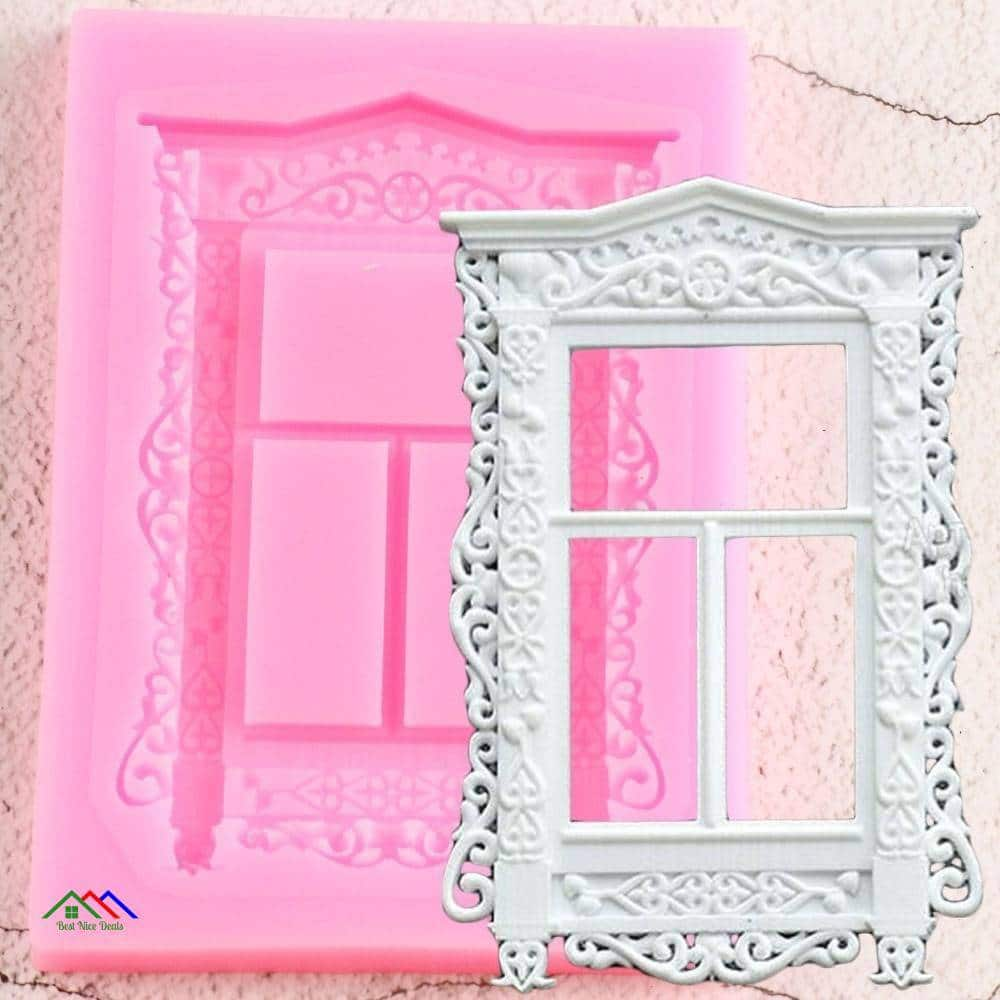 Glass Picture Frame Door On Sale Kitchen Silicone Molds