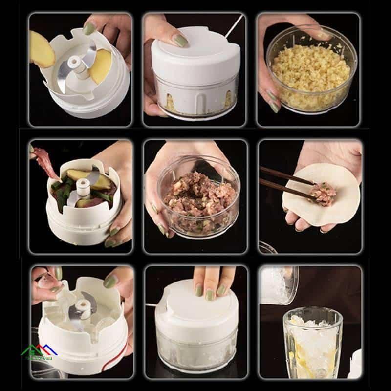 Grlic Mincer Mnul Puller Kitchen Mgnetic Gdget Shredder On Sale Kitchen Kitchen Slicers