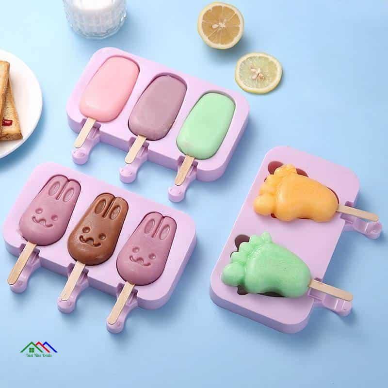 Lollipop Silicone Frozen Dessert On Sale Kitchen Silicone Molds