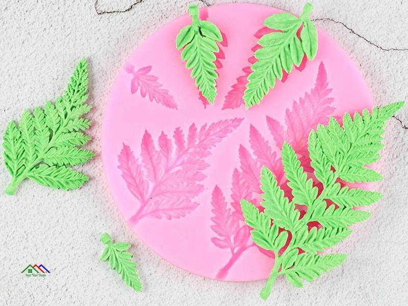 Icing Plant Flower Cake Decorating On Sale Kitchen Silicone Molds