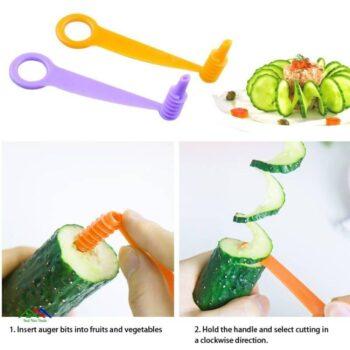 Plant Fruit Vegetable Cucumber Peeler Kitchen Kitchen Slicers