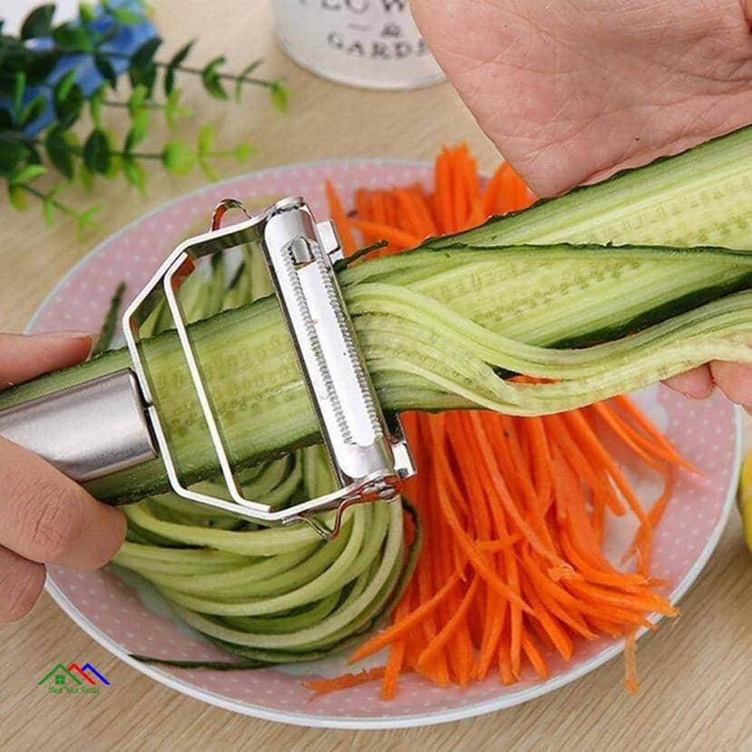 Blade Plant Vegetable Tagliatelle Peeler Kitchen Kitchen Slicers