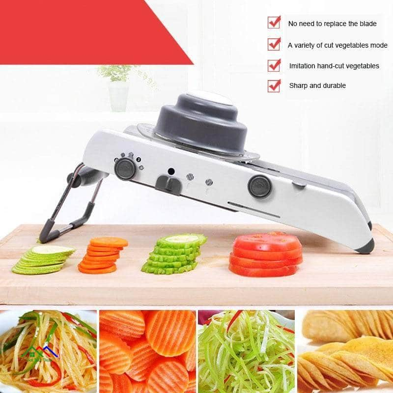 Manual Multifunction Mandoline Slicer Top Selling Products On Sale Kitchen Kitchen Slicers