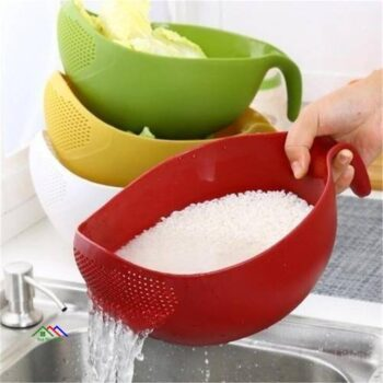 Kitchen Cleaning Plastic Cookware Colander Kitchen Colanders