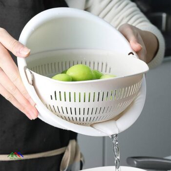 Kitchen Fruit Vegetable Bowl Colander Kitchen Colanders