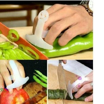 Plastic Fingers Protector Kitchen Kitchen Slicers