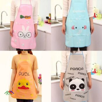 Cartoon Kitchen Apron Kitchen Aprons
