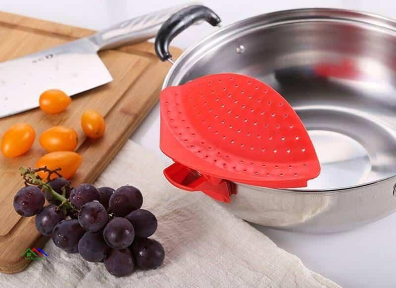 Design Kitchen Plastic Pasta Colander Kitchen Colanders