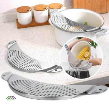 Kitchen Table Stainless Steel Dinnerware Set Colander Kitchen Colanders