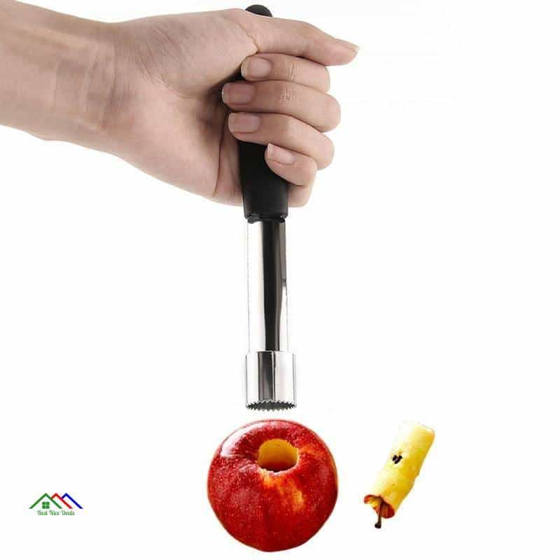 Stainless Steel Core Seed Fruit Remover Kitchen Kitchen Slicers
