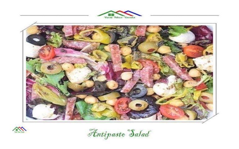 Best Nice Deals Antipasto Salad https://www.bestnicedeals.com/antipasto-salad/