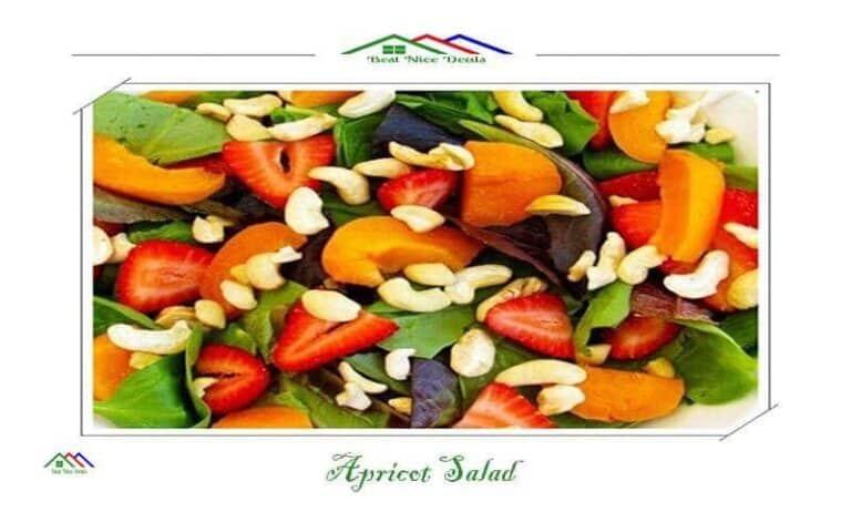Best Nice Deals Apricot Salad https://www.bestnicedeals.com/apricot-salad/