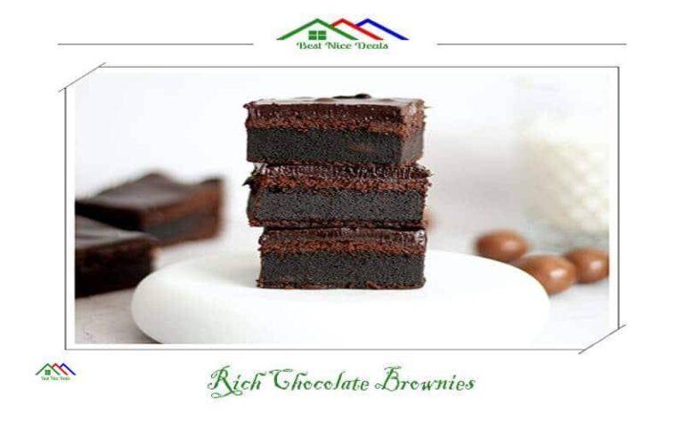 Best Nice Deals Rich Chocolate Brownies https://www.bestnicedeals.com/rich-chocolate-brownies/