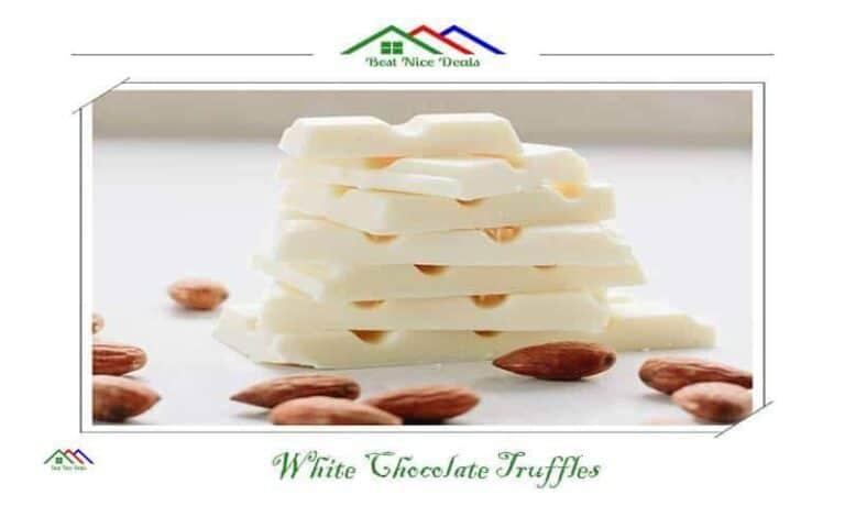 Best Nice Deals White Chocolate Truffles https://www.bestnicedeals.com/white-chocolate-truffles/