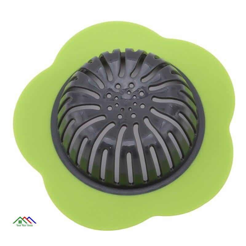 Circle Kitchen Plastic Stainless Steel Strainer Drain Kitchen Colanders