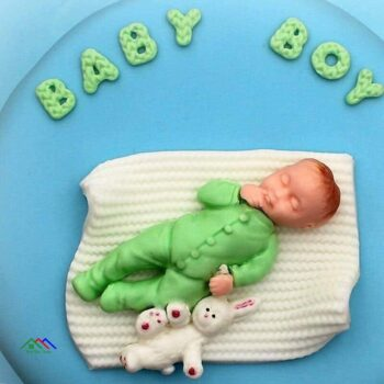 Baby Boy Girl Silicone Mold Shape Top Selling Products New Arrivals On Sale Kitchen Silicone Molds