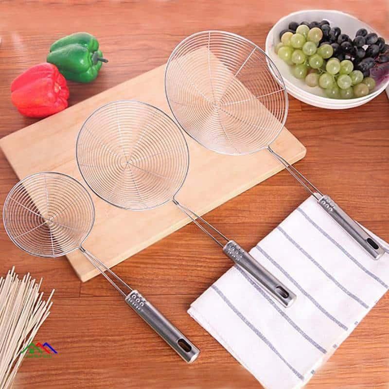 Multi-Functional Filter Spoon Food Colander On Sale Kitchen Colanders