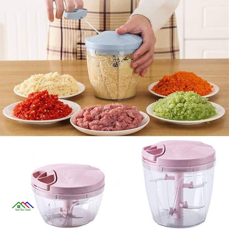 Manual Kitchen Mincer Meat Chopper Kitchen Kitchen Slicers