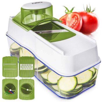 5 IN 1 Kitchen Mandoline Vegetables Slicer Kitchen Kitchen Slicers