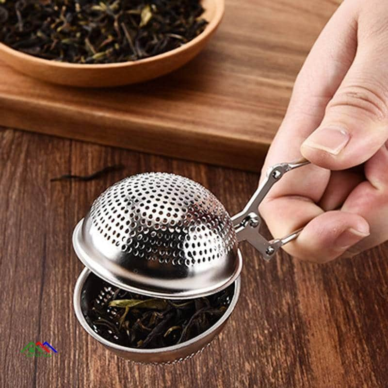 Stainless Steel Mesh Tea Strainer Metal Bag On Sale Kitchen Colanders