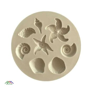 Sea Creatures Silicone Mold Cake Decorating Kitchen Silicone Molds
