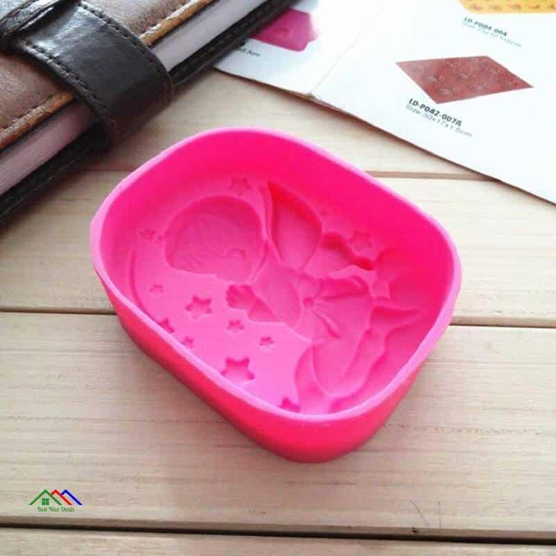 Decorative Silicone Soap Mold On Sale Kitchen Silicone Molds