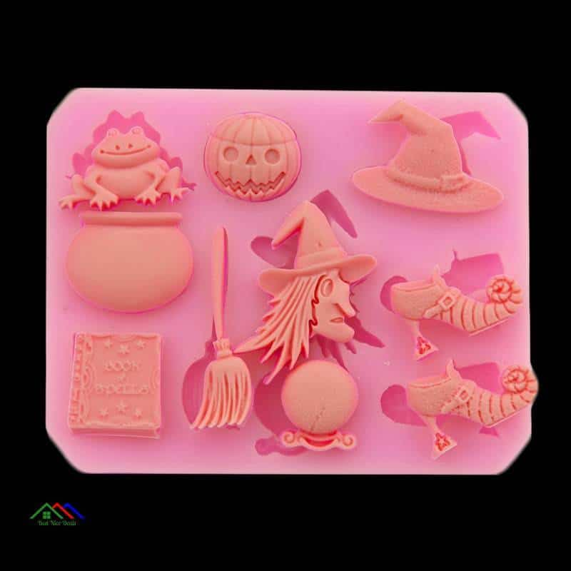 Halloween Party Decorating Tools Silicone Mold On Sale Kitchen Silicone Molds