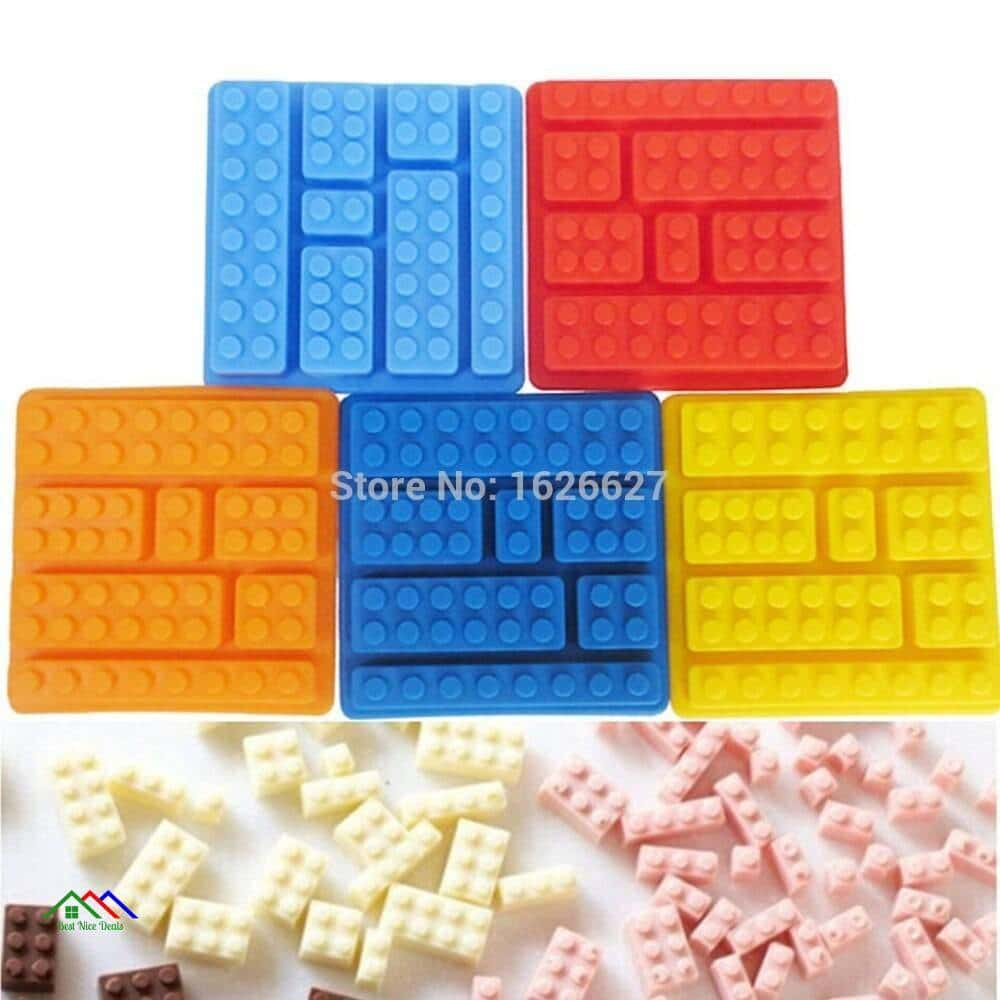 Bricks Cake Decorating Silicone Mold On Sale Kitchen Silicone Molds
