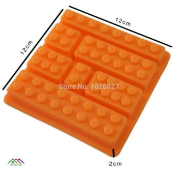 Bricks Cake Decorating Silicone Mold On Sale Kitchen Silicone Molds