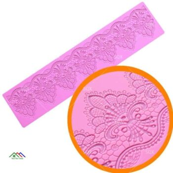 Lace Mat Silicone Mold Cake Decorating On Sale Kitchen Silicone Molds