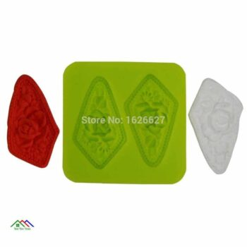 Parallelogram Shaped Silicone Mold On Sale Kitchen Silicone Molds