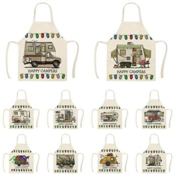 Design Kitchen Car Graphics Apron Kitchen Aprons