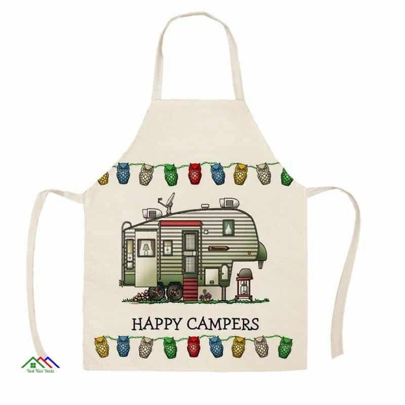 Design Kitchen Car Graphics Apron Kitchen Aprons