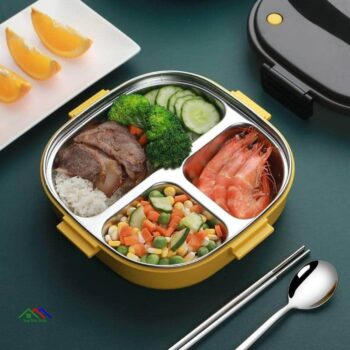 Stainless Steel Separate Lunch Box On Sale Kitchen Lunch Box